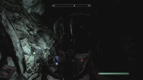 skyrim how to get to forgotten vale cave