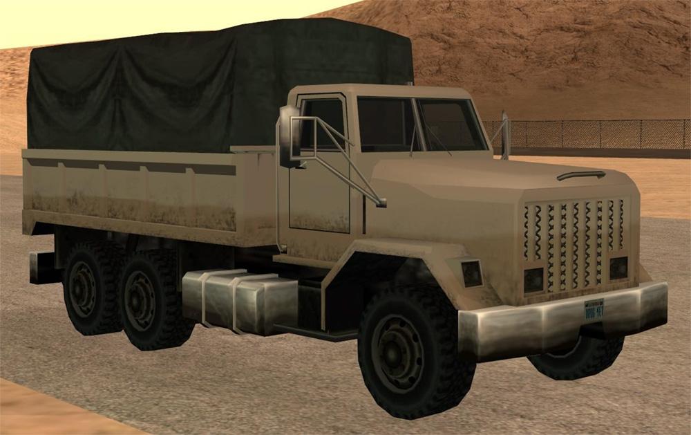 Emergency - Cars - Grand Theft Auto: San Andreas Vehicles, GTA: San