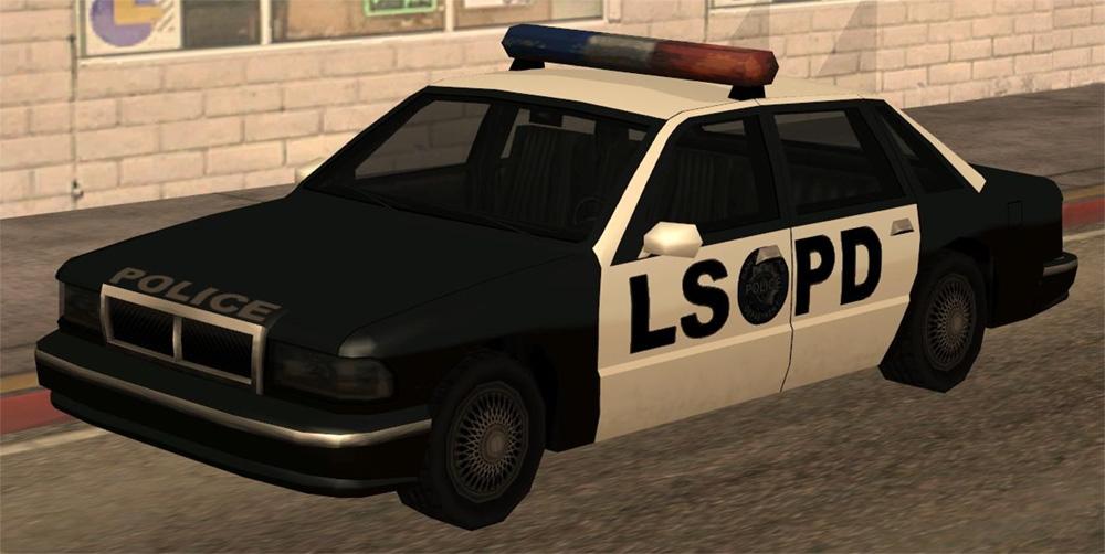 Emergency - Cars - Grand Theft Auto: San Andreas Vehicles, GTA: San ...