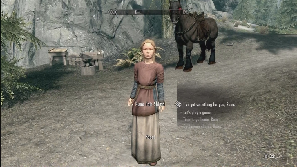 Adoption - Hearthfire - The Elder Scrolls V: Skyrim