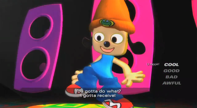 parappa the rapper first party playstation all stars battle