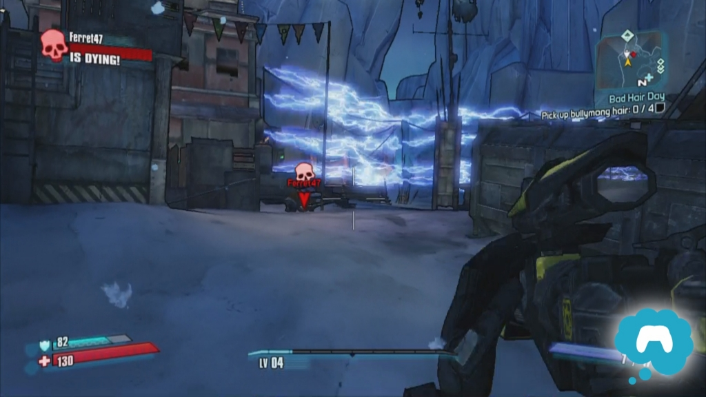 116409 full shielded favors cleaning up the berg borderlands 2 walkthrough  at gsmx.co