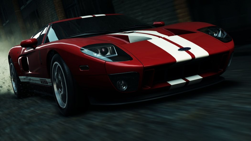Need For Speed Most Wanted Ford Gt
