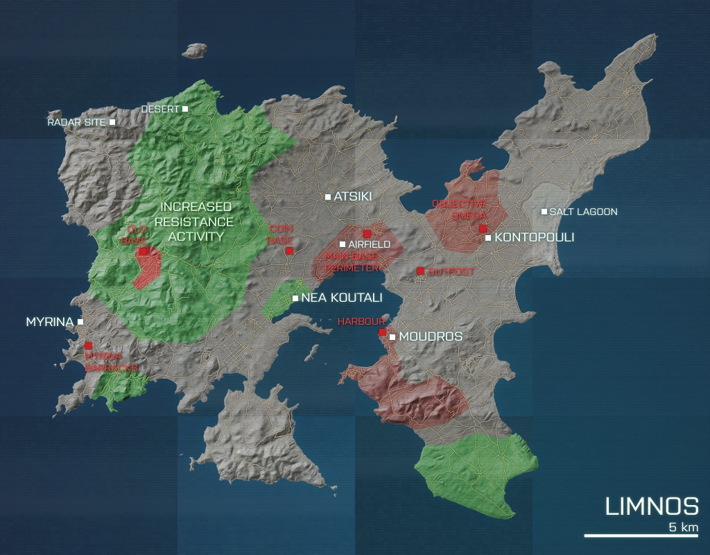 Limnos - ArmA III Locations - Wiki Guide | Gamewise