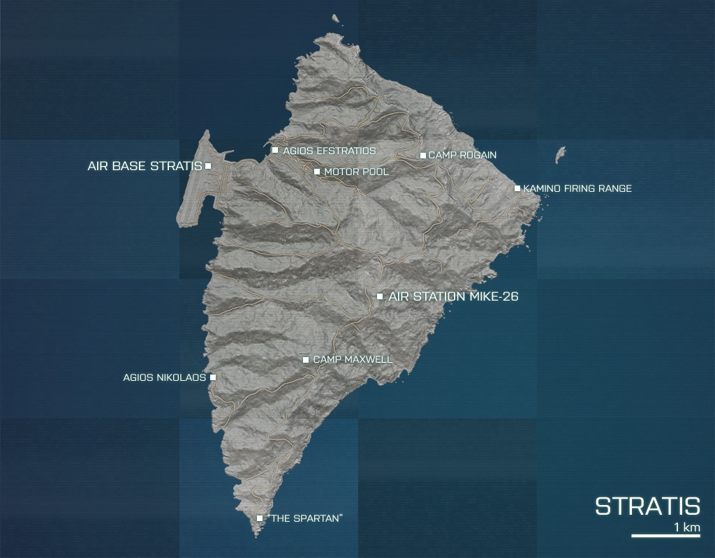 Stratis - ArmA III Locations - Wiki Guide | Gamewise