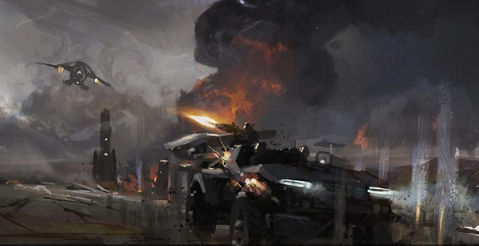 DUST 514 sci-fi action warrior eve weapon (13) wallpaper ...