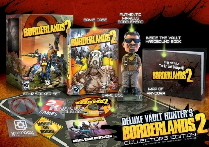 Deluxe Vault Hunter Edition - Borderlands 2 Editions - Wiki