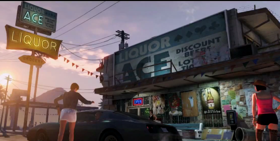 Liquor Ace - Retail Stores - Grand Theft Auto V Businesses, GTA V