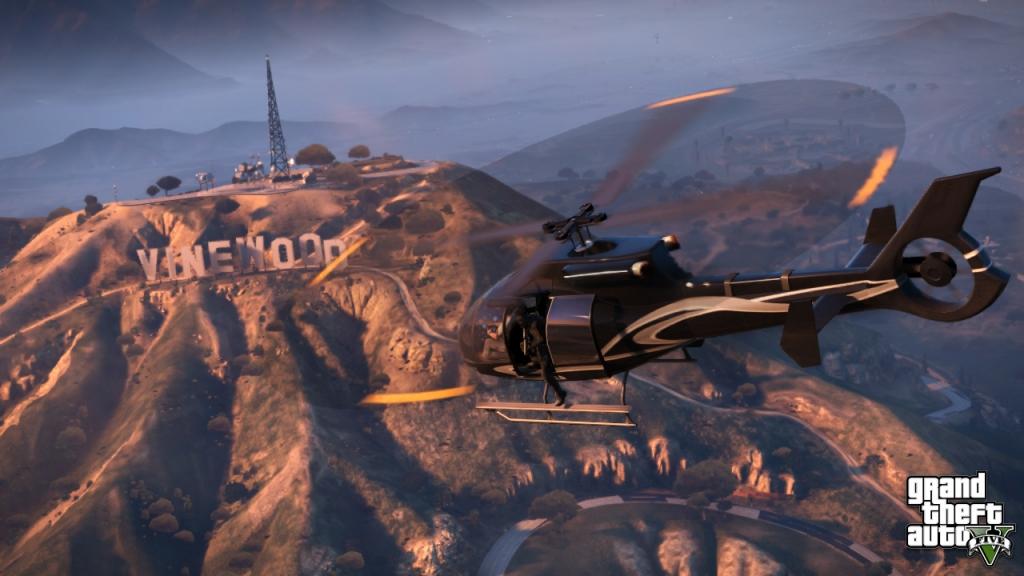Vinewood - Grand Theft Auto V Locations, GTA V, GTA 5 - Wiki Guide