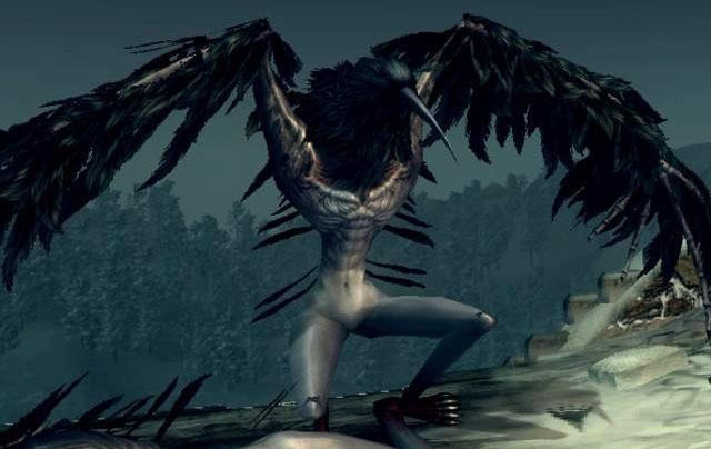 Crow Demon - Dark Souls Bestiary - Wiki Guide | Gamewise