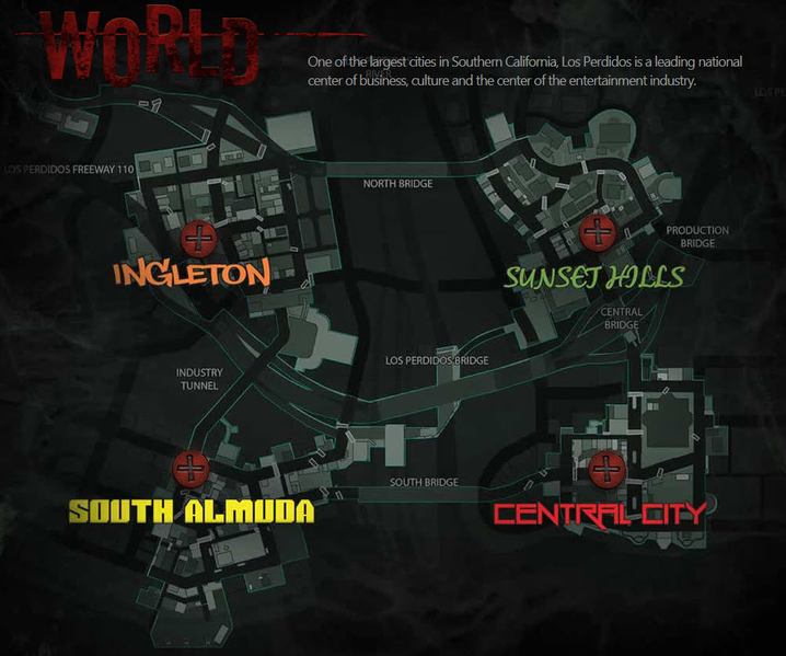 Locations dead rising 3 wiki guide gamewise dead rising 3 locations malvernweather Choice Image