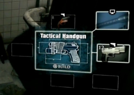 Tactical handgun weapon combinations dead rising 3 blueprints dead rising 3 tactical handgun malvernweather Choice Image