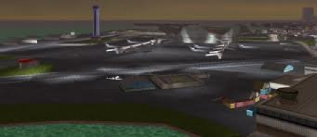 Escobar International Airport - Grand Theft Auto: Vice City