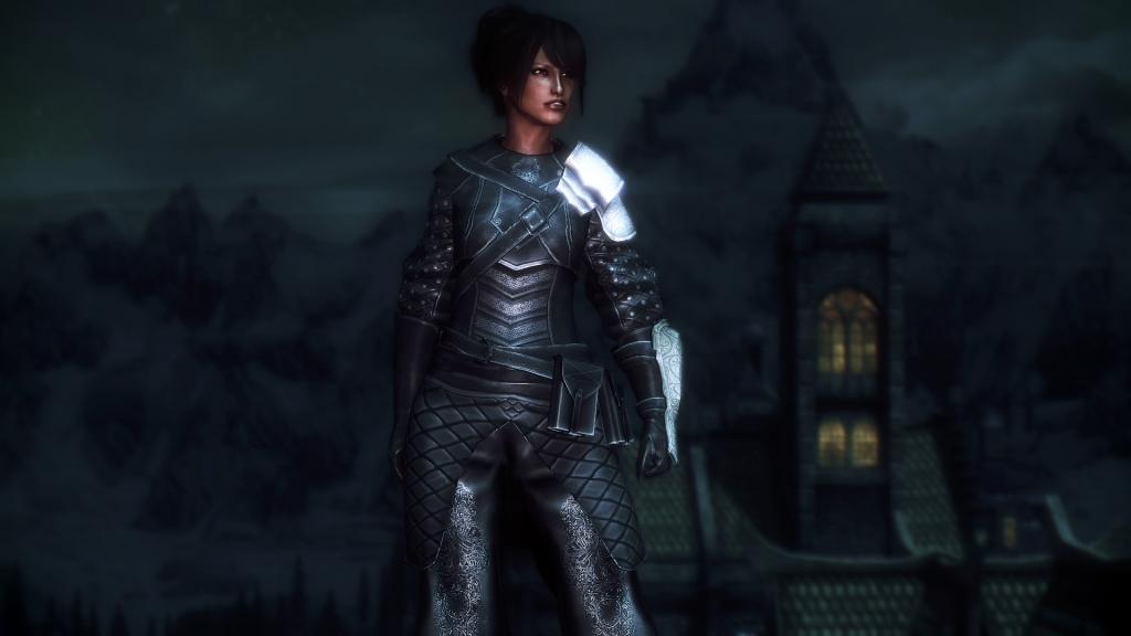 true thief armor visual mods the elder scrolls v skyrim mods