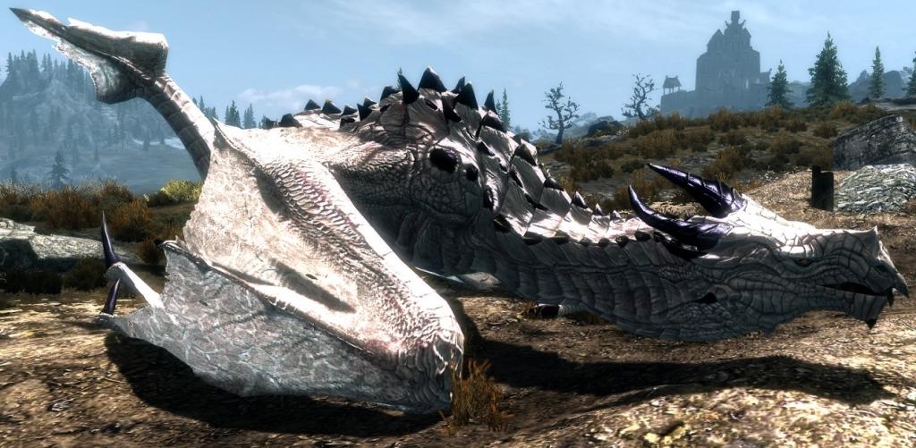 Deadly Dragons - Immersion - The Elder Scrolls V: Skyrim Mods - Wiki