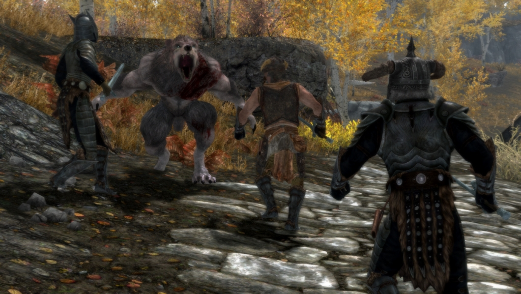 Immersive Patrols - Immersion - The Elder Scrolls V: Skyrim Mods