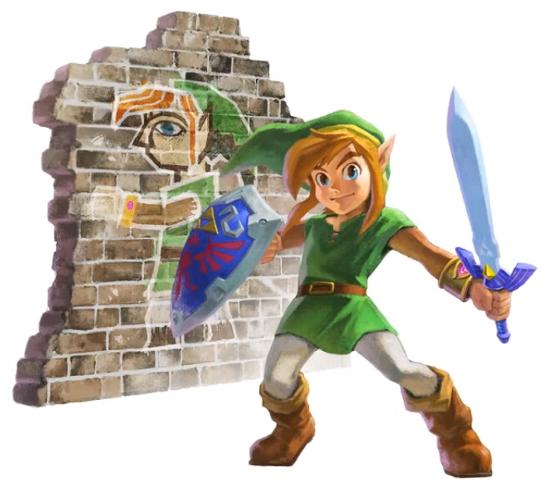 Hylian Shield - Items - The Legend of Zelda: A Link Between