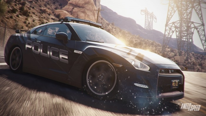 The Nissan GT R Black Edition Is A Sports Car Manufactured By It Available To Use Police In Need For Speed Rivals If Player Pre Orders