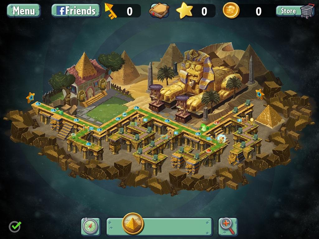 Ancient Egypt - Plants vs. Zombies 2: It\'s About Time Worlds, PvZ2 ...