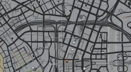 Grand Theft Auto V - Gauntlet - Pillbox HillEmperor Habanero Online Location