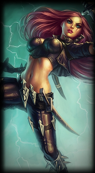 Katarina - K-L - League of Legends Champions, LoL - Wiki Guide