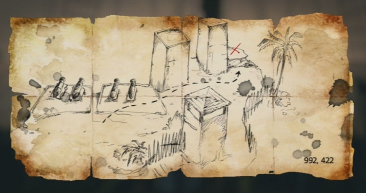Principe Treasure Maps Assassin s Creed IV Black Flag