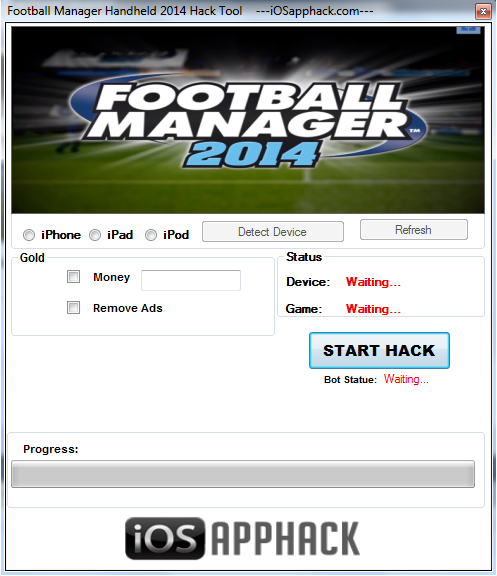 Football Manager 2014 Money Trainer