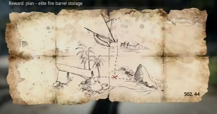 Isla Providencia Treasure Maps Assassin s Creed IV Black Flag