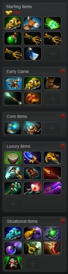 witch doctor t z dota 2 hero build guides wiki guide gamewise