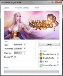 League of angels 2 коды подарков
