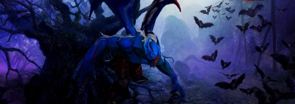Night Stalker - N-Q - DOTA 2 Hero Build Guides - Wiki Guide
