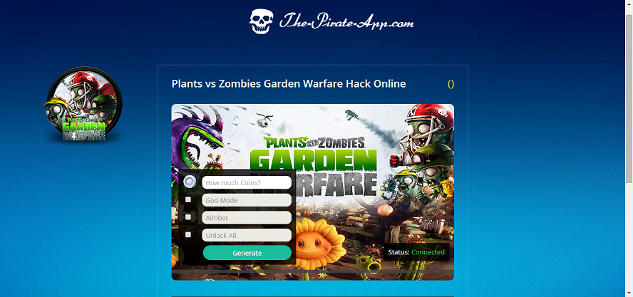 Hacks Plants vs Zombies Garden Warfare Cheats PvZ Garden