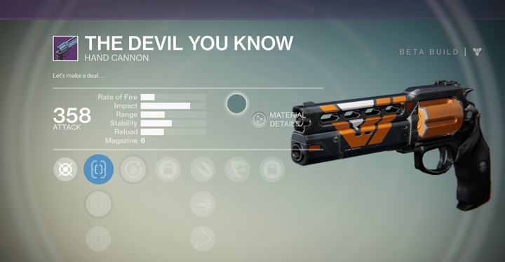Best Legendary Hand Cannon