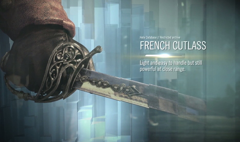 Sword Assassins Creed Unity Weapons Wiki Guide Gamewise