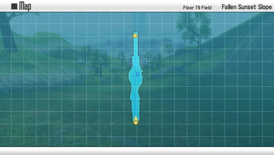 Aincrad 79th Floor - Sword Art Online: Hollow Fragment Area Data