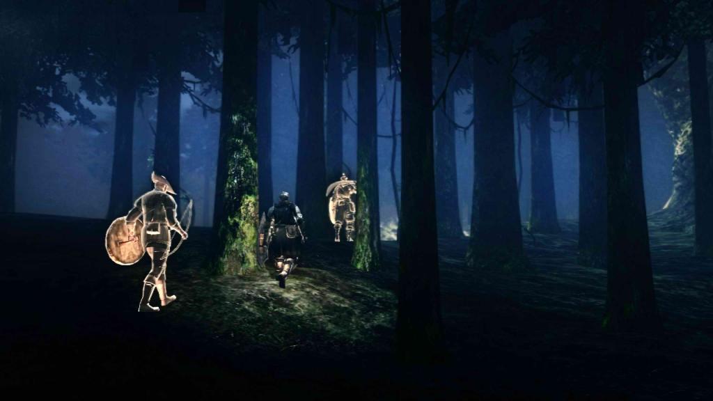 Darkroot Garden Dark Souls Locations Wiki Guide Gamewise