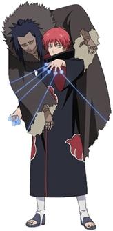sasori playable characters naruto shippuden ultimate ninja