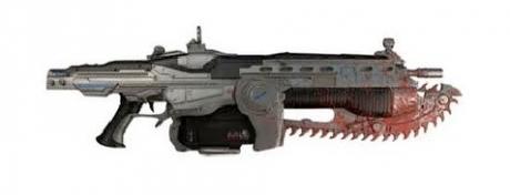 Mark 2 Lancer Assault Rifle | Gears of War | Fandom powered by Wikia